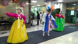 문화예술기획사 한빛문화예술단 한국무용