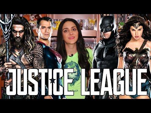 JUSTICE LEAGUE - Lo que sabemos hasta ahora