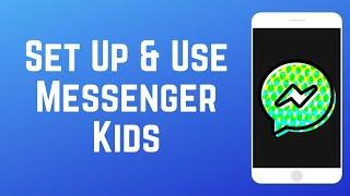 How to Set Up & Use Messenger Kids screenshot 1