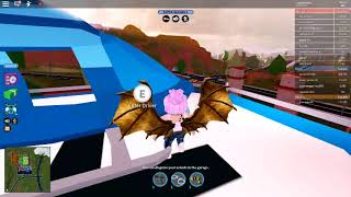 PLAYING ROBLOX \ FIRST VIDEO