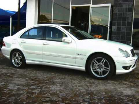 2002 mercedes benz c class c32 amg a t auto for sale on auto trader south africa youtube. Black Bedroom Furniture Sets. Home Design Ideas