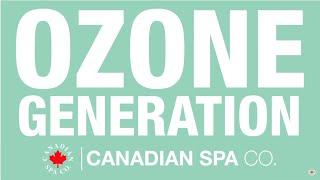 Hot Tub Ozone Generation - Using Electrical Ionization Method