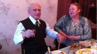 Моему свекру 93 года. Щас споет