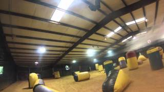 OFF Limits Paintball: Game 1 Indoors.