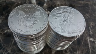 Silver Stacking vs Silver Collecting