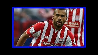 Breaking News Today Former stoke city defender dionatan teixeira dies at the age of 25