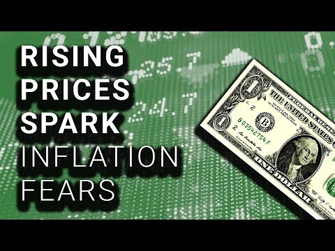 Inflation Fears Grow as Prices Rise More Than Expected