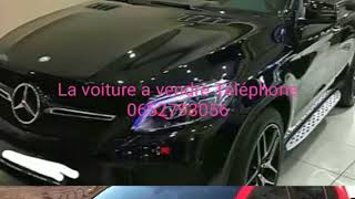 La voiture a vendre Tél 0652793056