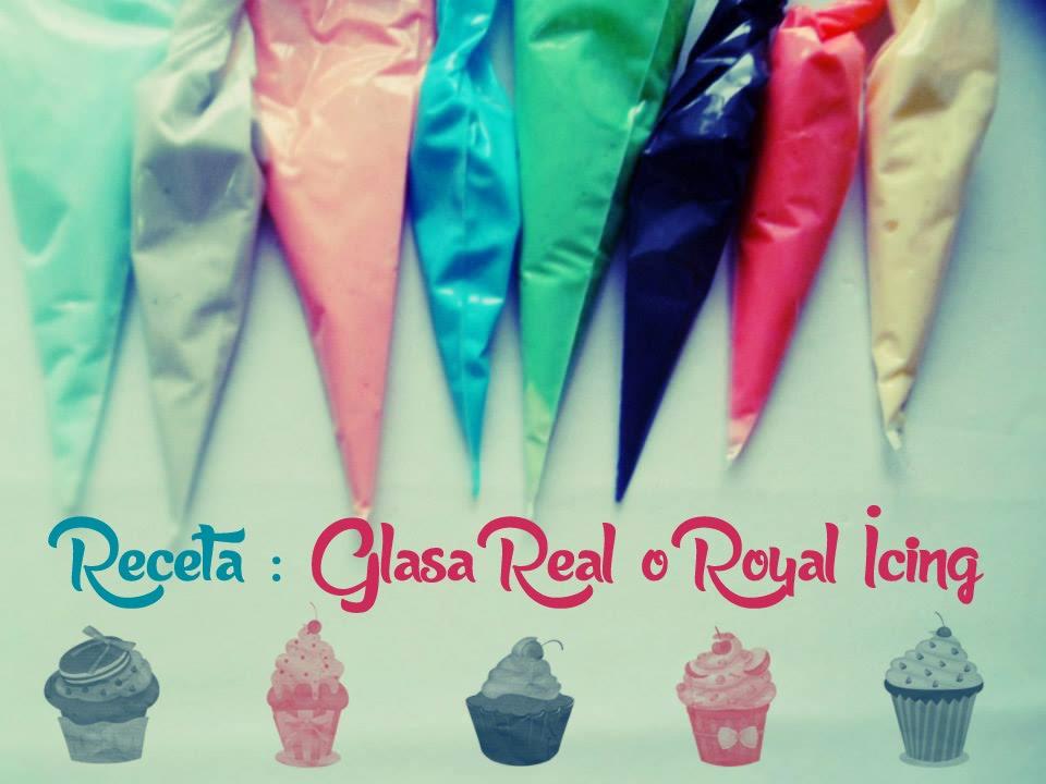 Royal Icing Para Decorar Galletas
