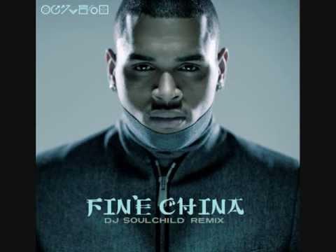 CHRIS BROWN - Fine China (DJ Soulchild Remix)
