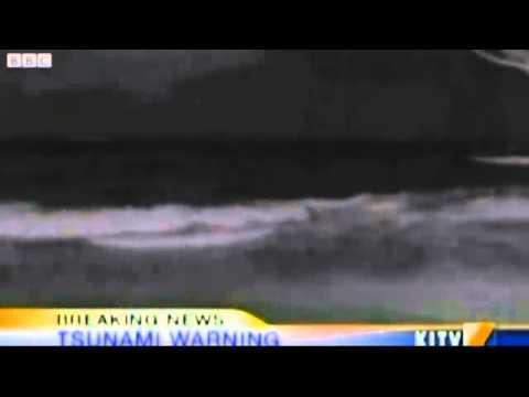 Hawaii hit by tsunami triggered by Canada quake
