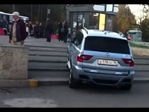 IDIOTS WITH BMW #3