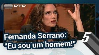 Fernanda Serrano: