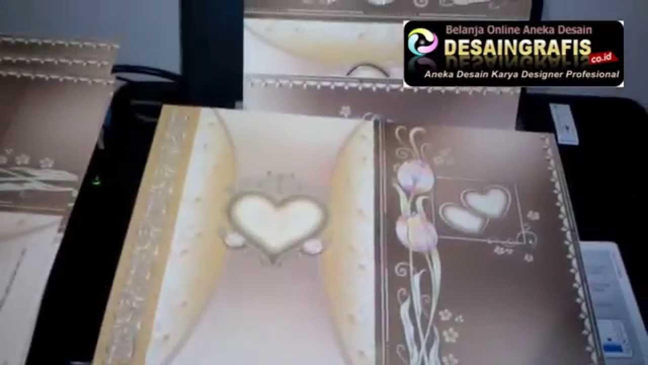 printer untuk cetak undangan pernikahan YouTube