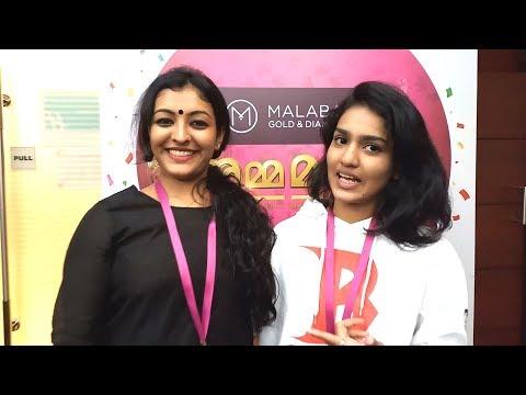 Amma Mazhavillu I Excited Durga & Saniya I MazhavilManorama
