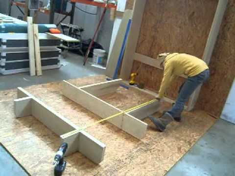 Lori Wall Bed Diy Video Assembly Chapter Only Youtube