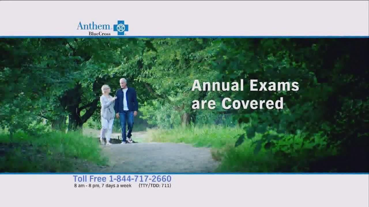 Anthem Blue Cross - Blue Shield - Medicare Advantage - YouTube