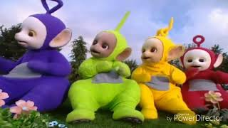 Custom Teletubbies Magical Event: The Three Little Pigs From A Dairy Tale