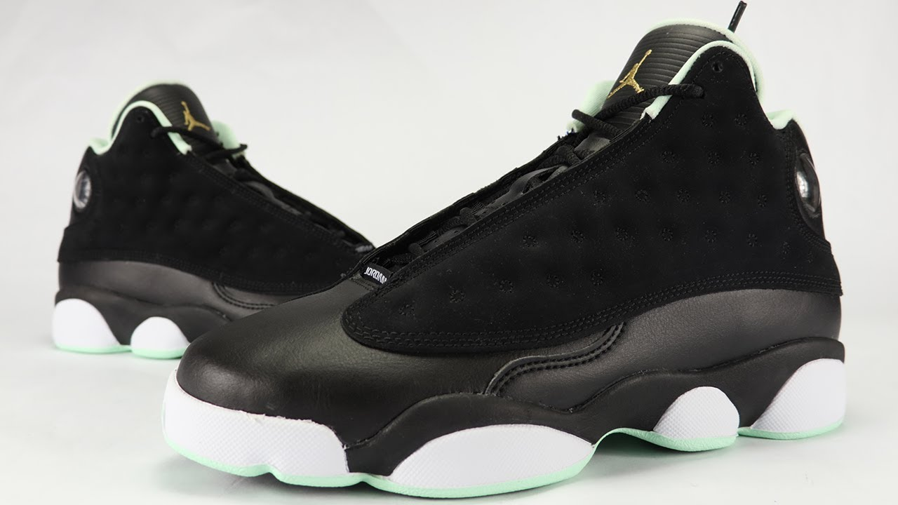 timeless design 91bcd 23628 Air Jordan 13 Mint Foam Review