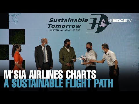 NEWS: Malaysia Airlines charts a sustainable flight path