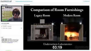 Szkolenie - Bezpieczeństwo pożarowe elewacji / ścian zewnętrznych