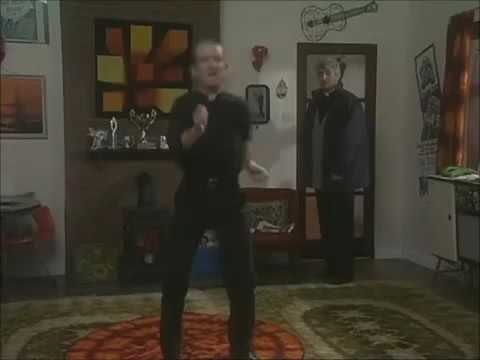 Father Ted  The dancing priest