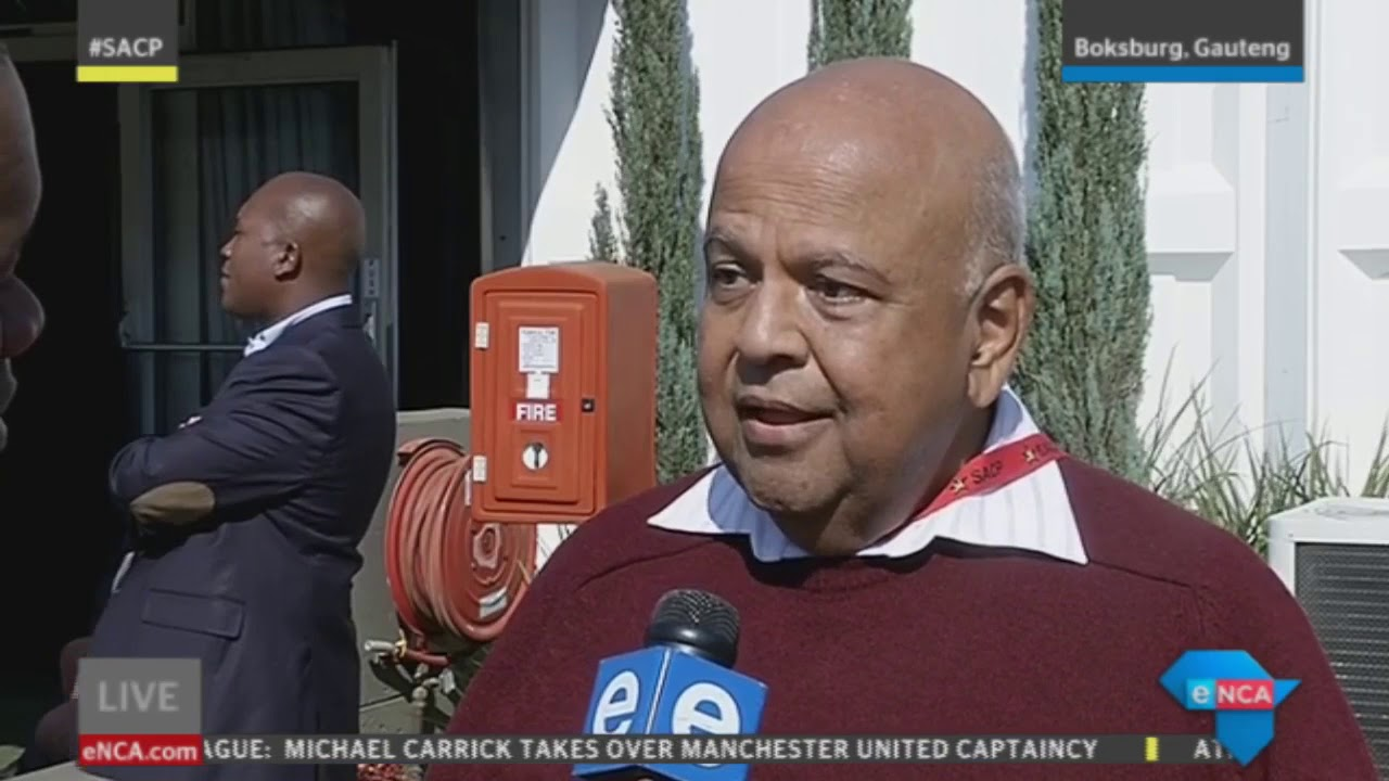 Pravin Gordhan on state capture