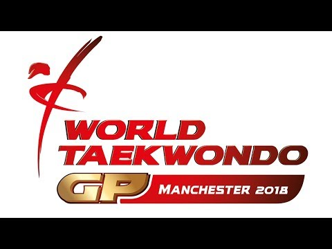 WT WORLD TAEKWONDO GRAND PRIX 2018 Day 2 Session 2 Court 1