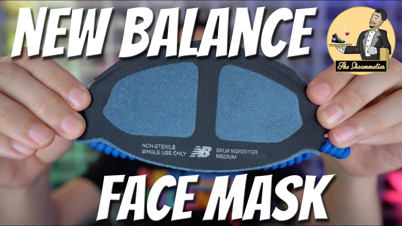 new balance mask