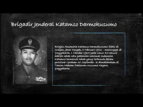 Pahlawan Revolusi Yang Gugur Saat Tragedi G 30 S