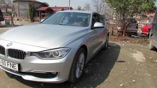 Cea mai controversata masina din Romania. BMW 320 dauna totala reparata bine.