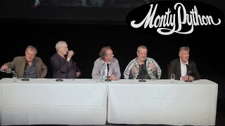 Monty Python - Press Conference at The London Palladium