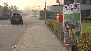 Circusdieren vallen voortuintjes aan in woonwijk Udenhout