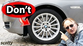 Why Not To Buy Run Flat Tires For Your Car