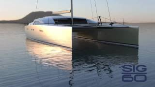 SIG60 Fast 60ft Cruising Catamaran