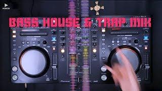 (DJIng, Mixing Edm Dance music) BassHouse & Trap Mix (DJ Moshee)