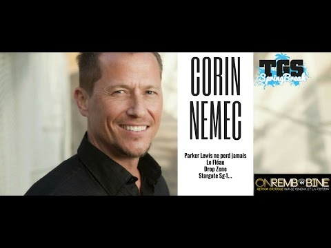 Corin Nemec - Interview TGS Springbreak 2017