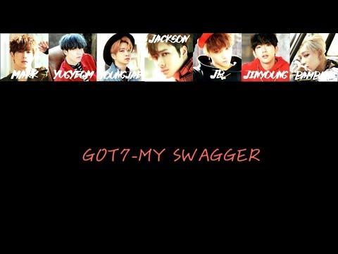 [日本語/中字/Eng] GOT7 - My Swagger