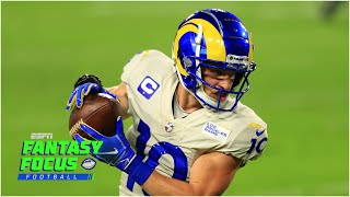 MNF recap and waiver wire addition | Fantasy Focus Live!