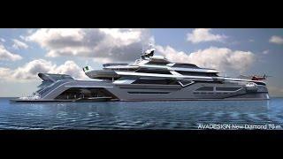 TOP Yachts NEW DIAMOND 70