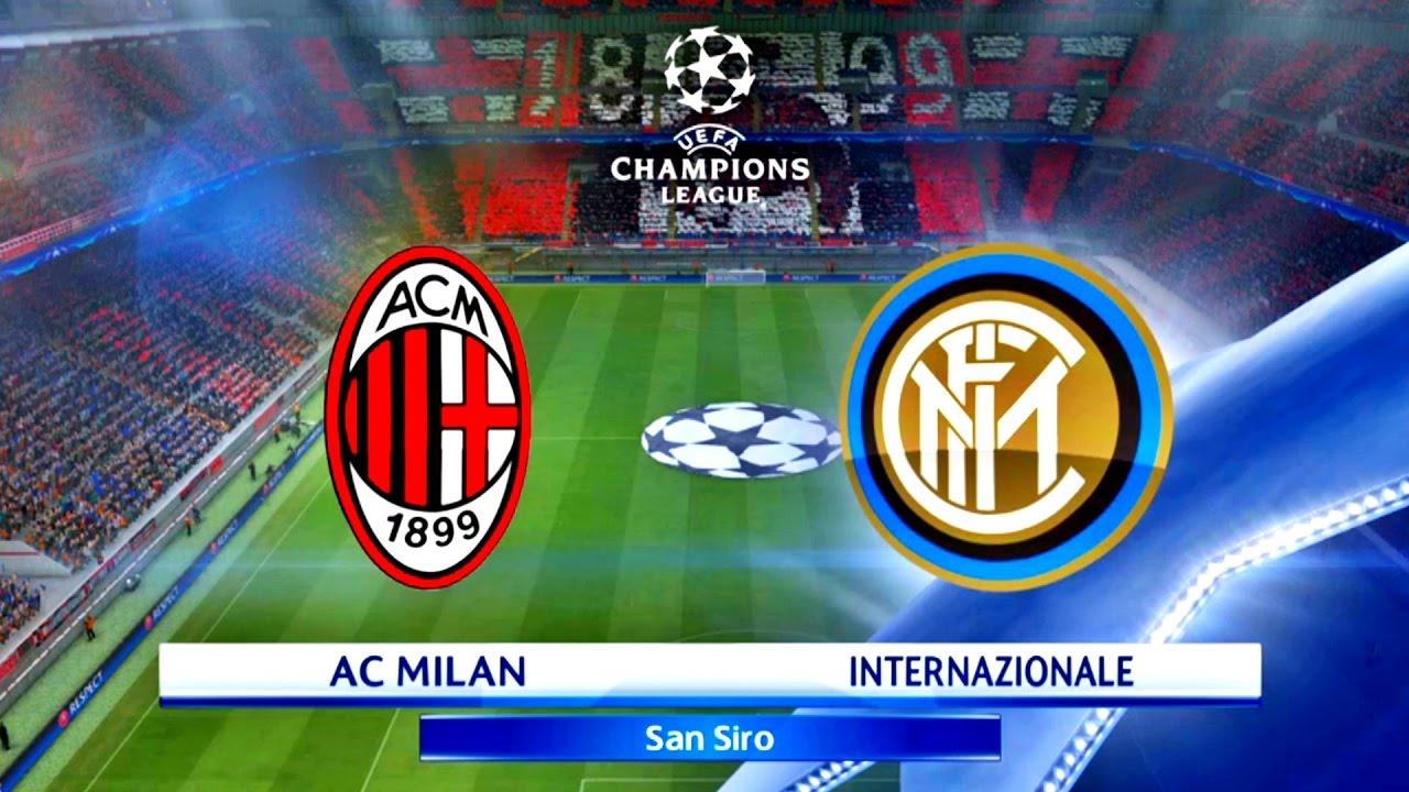 AC MILAN X INTERNAZIONALE INTER DE MIL U00c3O 1080p