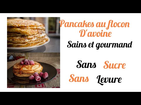 les-meilleurs-pancakes-au-flocon-d'avoine-grains-de-chia,-crÊpes-sans-sucre-recette-facile-et-simple