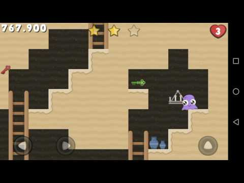 Moy's World : World 2 - Level 7... Gameplay (Free Game On Android)