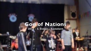 3. klasse • Fastelavn 2013 • God of Nations