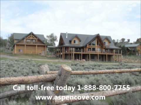 Aspen Cove at Scofield - Utah Mountain Property - Cabin Lots - www.aspencove.com
