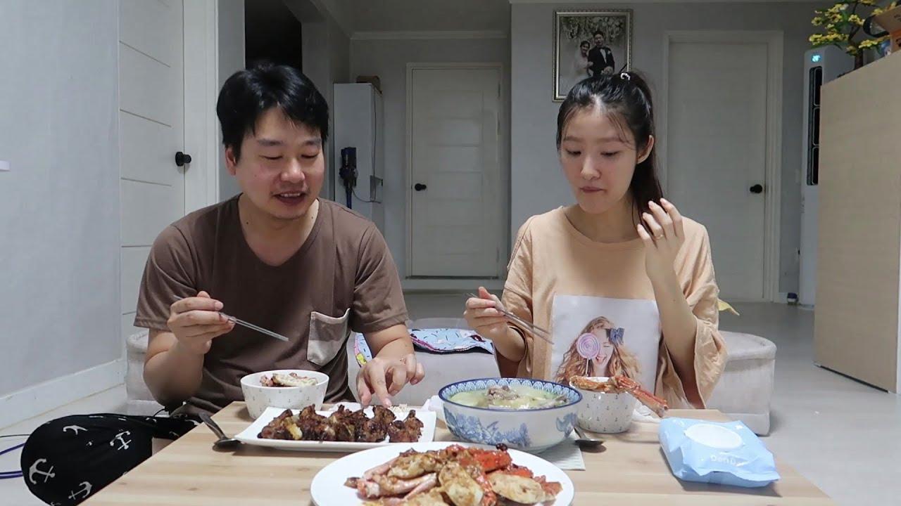 Vlog 74 ll Cua Rang Me Chua Chua Ngọt Ngọt Quá Ngon