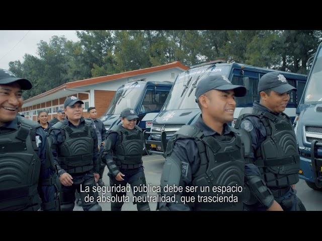 Plan Integral de Seguridad - Gobierno de Michoacán