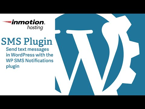 Sending text message notifications in WordPress with the WP SMS Notifications plugin