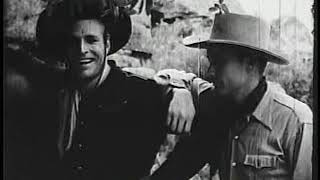 01 BILLY THE KID WANTED (1941), Buster Crabbe, Fuzzy St. John
