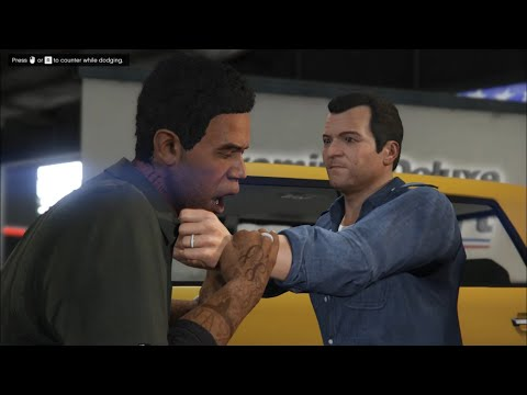 Lamar roasts Michael But something Went Wrong